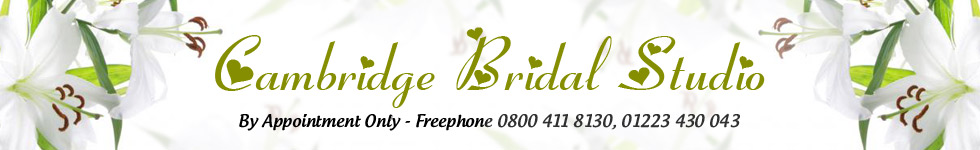 Bridal Shop Cambridge